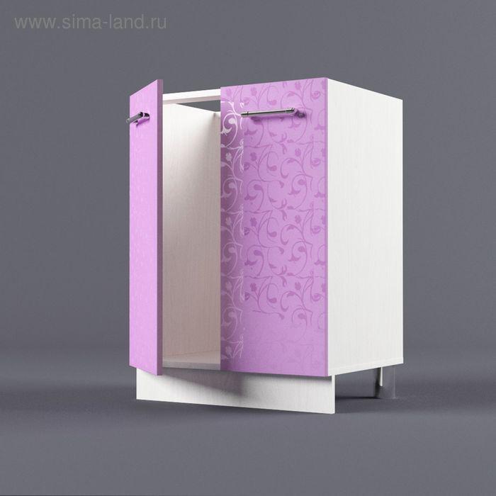 Шкаф напольный под накладную мойку 850*600*450 Ирис