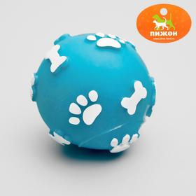 """Toy squeaking, """"Feet"""", 5.5 cm, mix colors"""