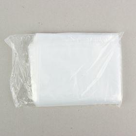 Набор пакетов полиэтиленовых фасовочных 20 х 30 см, 40 мкм, 100 шт