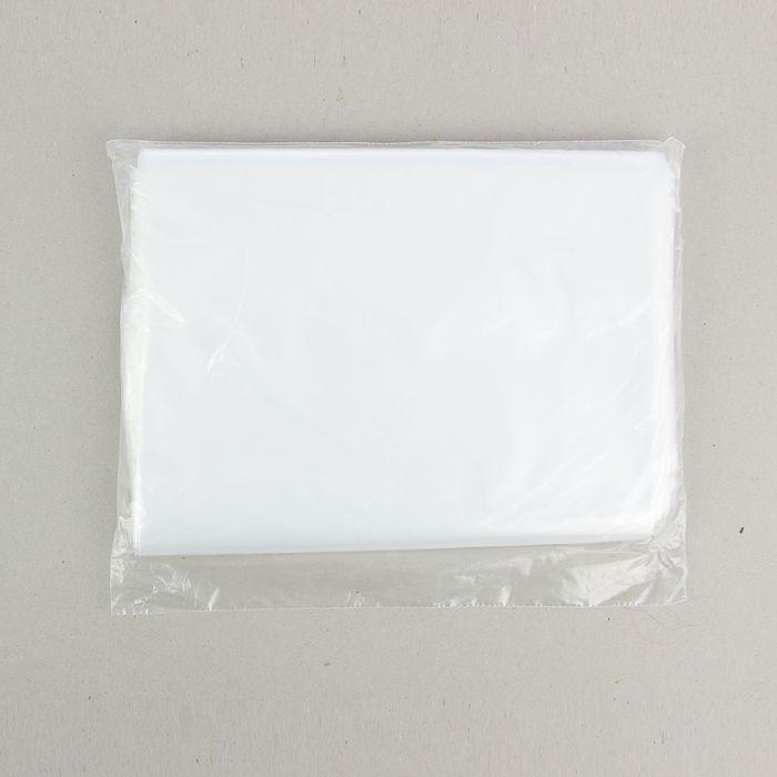 Набор пакетов полиэтиленовых фасовочных 30 х 50 см, 50 мкм, 100 шт