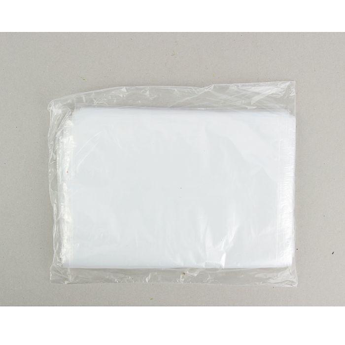 Набор пакетов полиэтиленовых фасовочных 30 х 40 см, 40 мкм, 100 шт. - фото 308015605