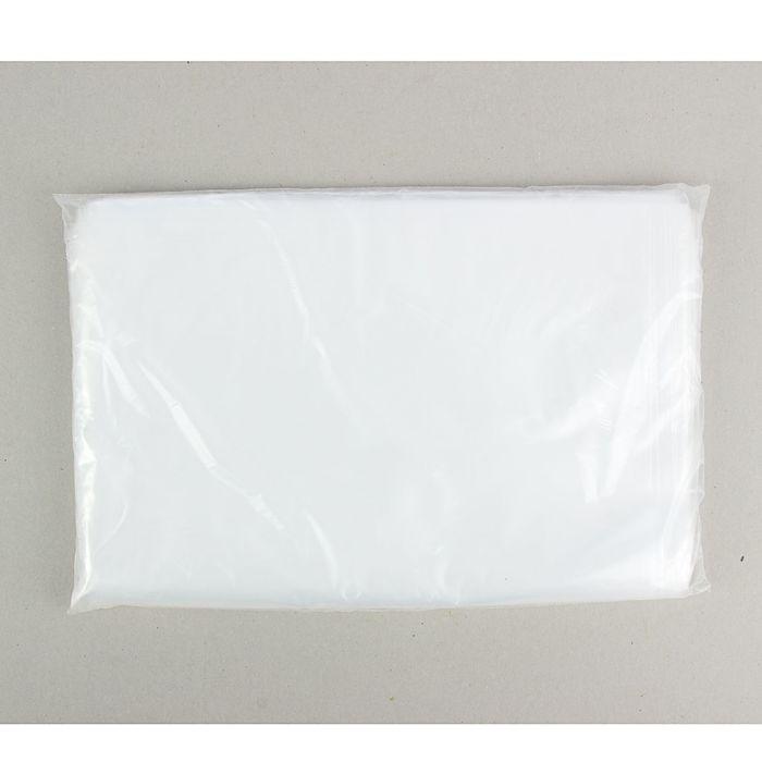 Набор пакетов полиэтиленовых фасовочных 40 х 50 см, 50 мкм, 100 шт