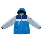 Куртка для мальчика, рост 134-140 см (72), цвет голубой+серый ТФ 32000/3 ТР
