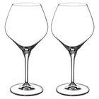 "Набор бокалов для вина 350 мл ""Аморосо"", 2 шт"
