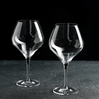 "Набор бокалов для вина 450 мл ""Аморосо"", 2 шт"