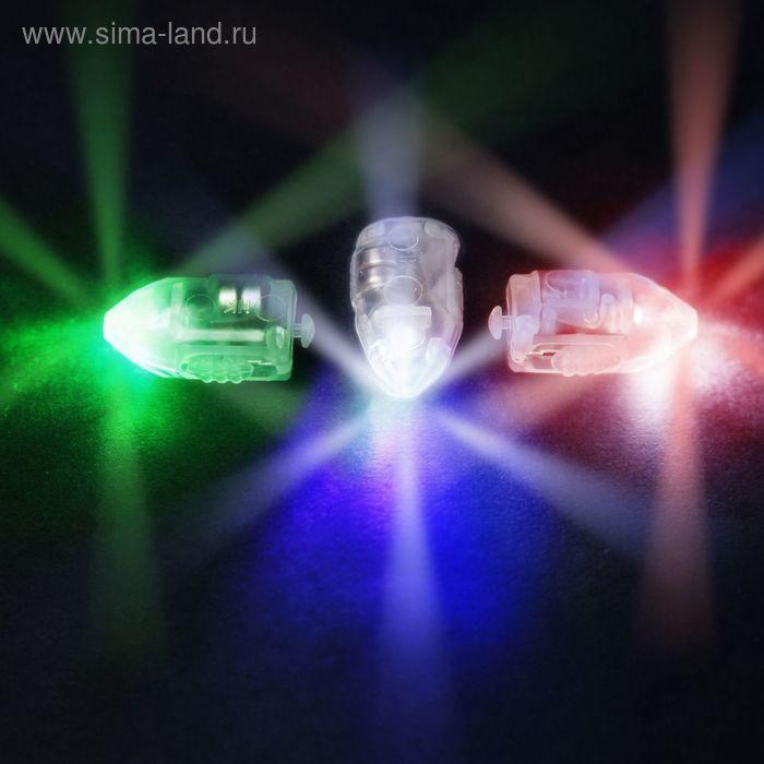 Светодиодный модуль 1D, многоцветный, мигающий