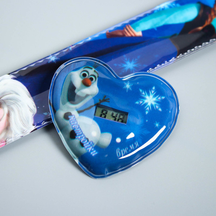 """Часы наручные электронные """"Холодное сердце"""", Холодное сердце"""