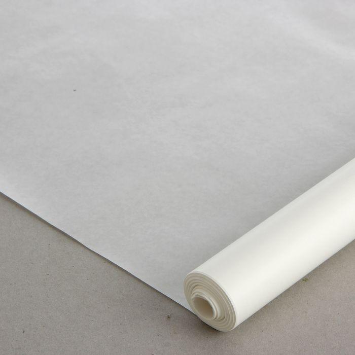 Калька бумажная, ширина 625мм, в рулоне 20 метров, 40г/м2