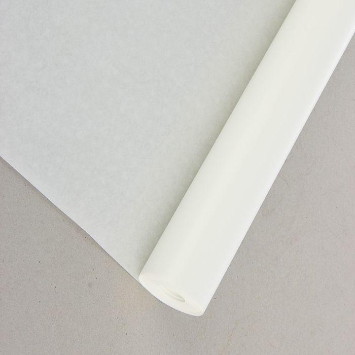 Калька бумажная, ширина 625мм, в рулоне 10 метров, 40г/м2