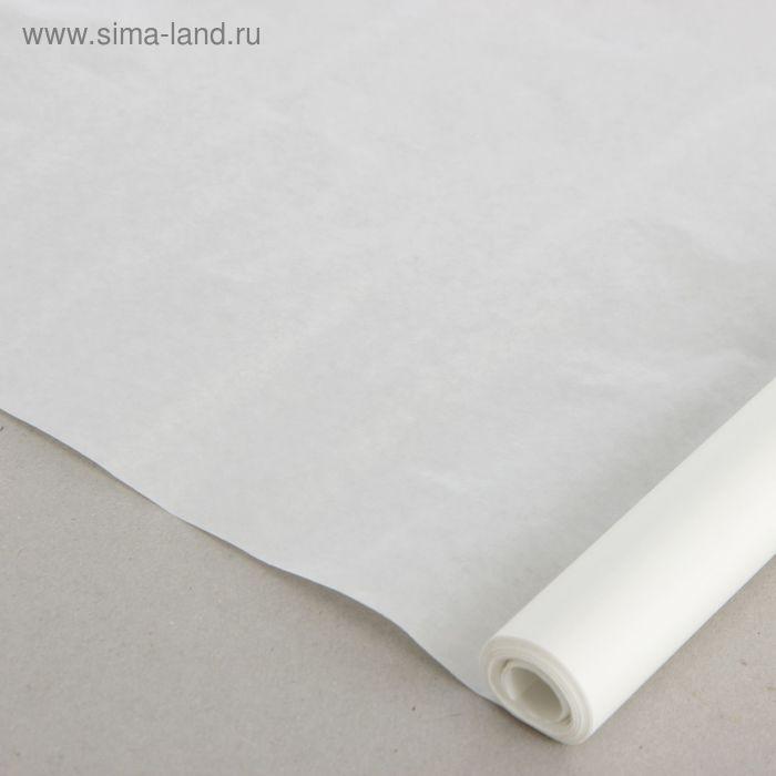 Калька бумажная, ширина 878мм, в рулоне 10 метров, 40г/м2