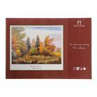 Планшет для акварели А2, 20 листов «Палаццо. Осенний лес», 200 г/м²