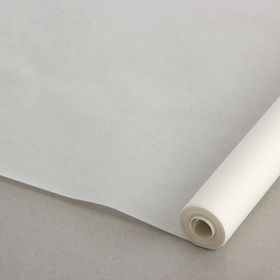 Калька чертёжная под карандаш, прозрачная, ширина 640 мм, в рулоне 10 метров, 52 г/м²