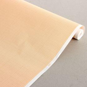 Бумага масштабно-координатная 40 г/м2, ширина 878 мм, в рулоне 10 метров, оранжевая