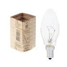 Incandescent lamp E14, 230V, 60W