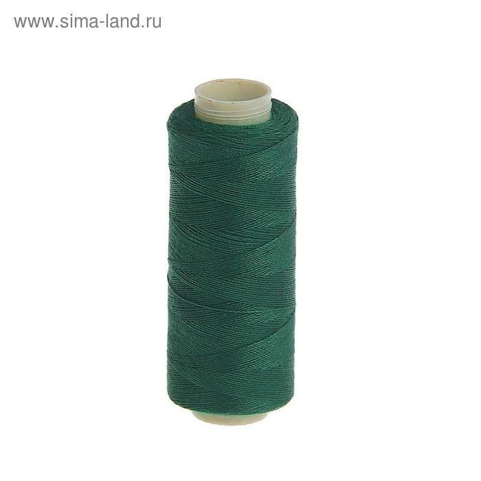 Нитки 40/2, 200м, №218, тёмно-зелёный