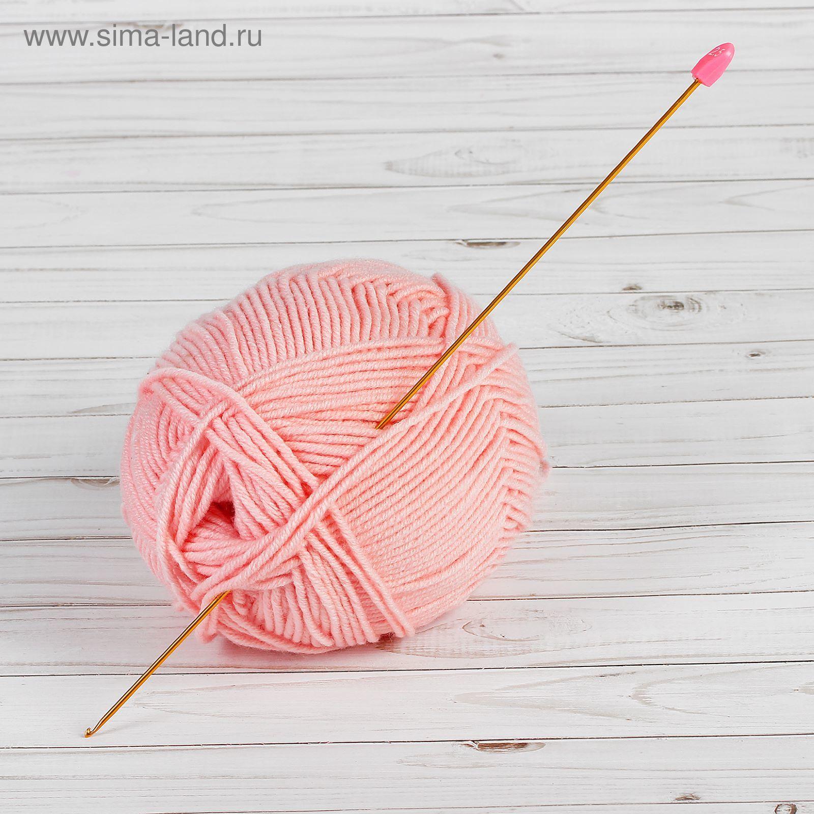 крючок для вязания тунисский D25см 36см 1215415 купить по
