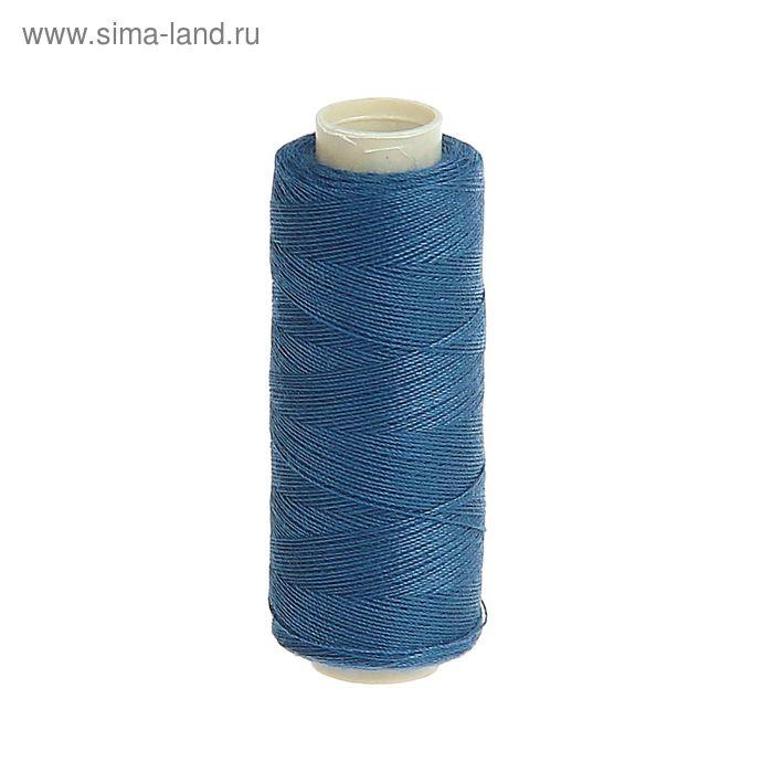 Нитки 40/2, 200м, №313, синий