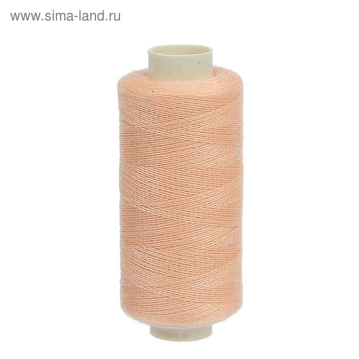 Нитки 40/2, 300м, №461, персиковый
