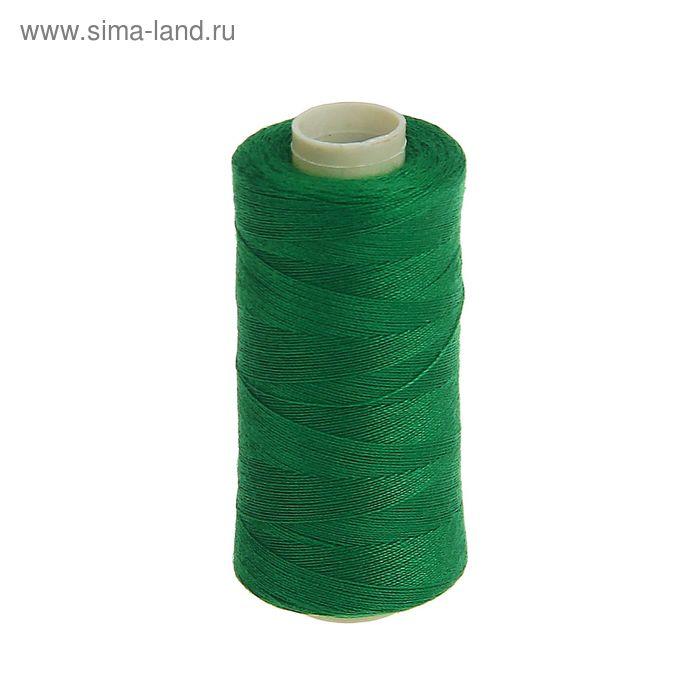 Нитки 40/2, 300м, №219, зелёный