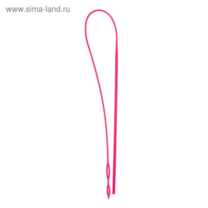 Вспомогательное устройство для продевания трикотажной резинки в изделие, 58см