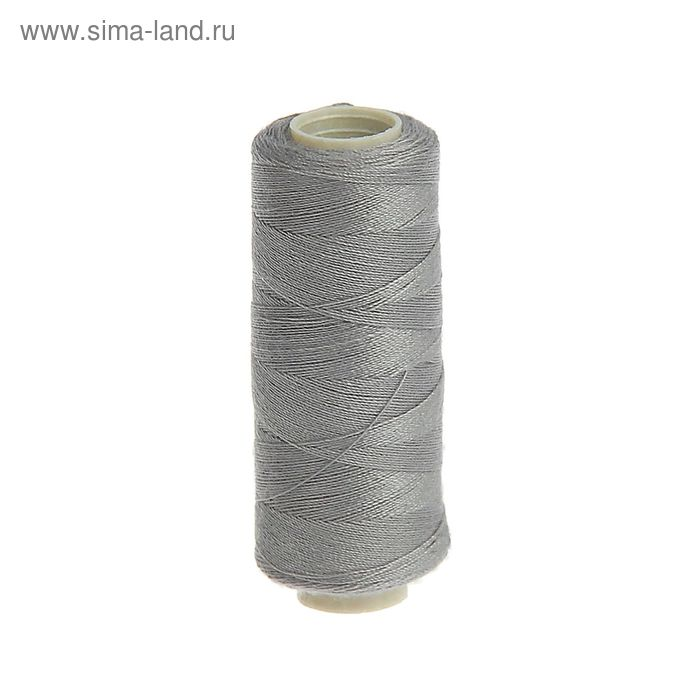 Нитки 40/2, 200м, №366, серый