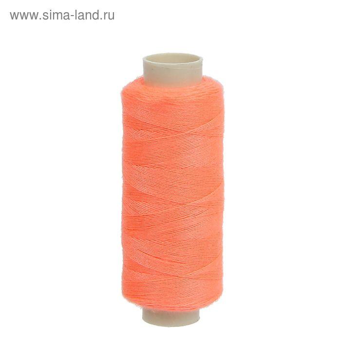 Нитки 40/2, 200м, №631, неон розовый