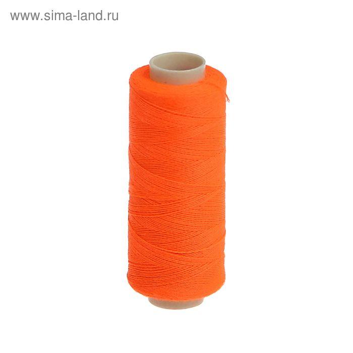 Нитки 40/2, 200м, №633, неон оранжевый