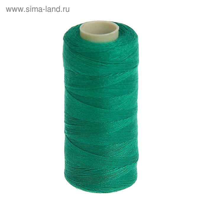 Нитки 40/2, 300м, №214, зелёный