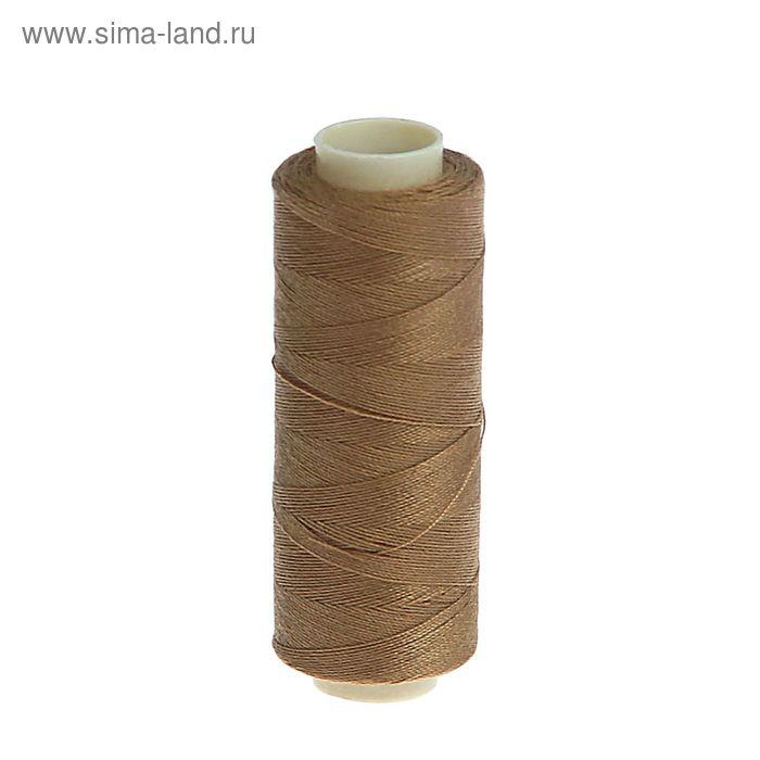 Нитки 40/2, 200м, №429, коричневый