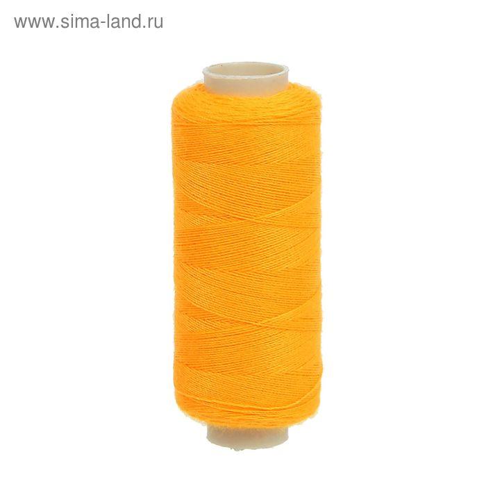 Нитки 40/2, 200м, №626, неон оранжевый