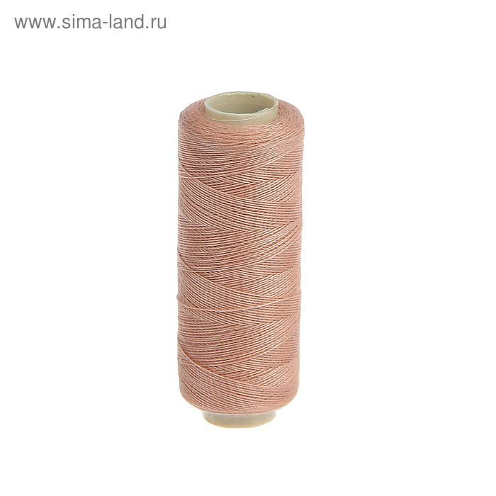 Нитки 40/2, 200м, №101, бежево-розовый