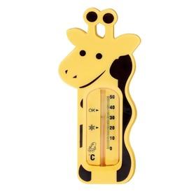 Термометр для ванной «Жирафик»