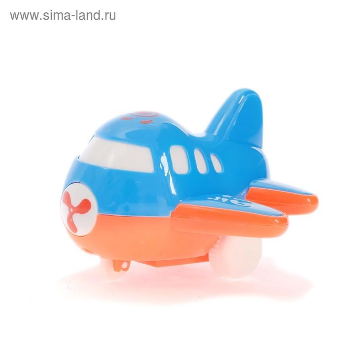 """Самолёт """"Весёлое путешествие"""", цвета МИКС"""
