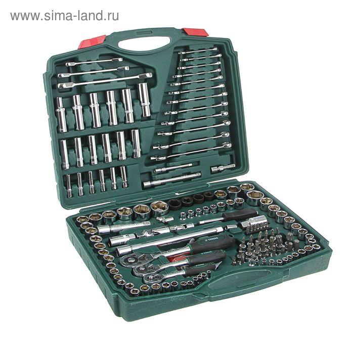 Набор инструмента TUNDRA premium, универсальный в кейсе 150 предметов