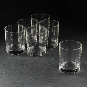Набор стаканов, 250 мл, 6 шт