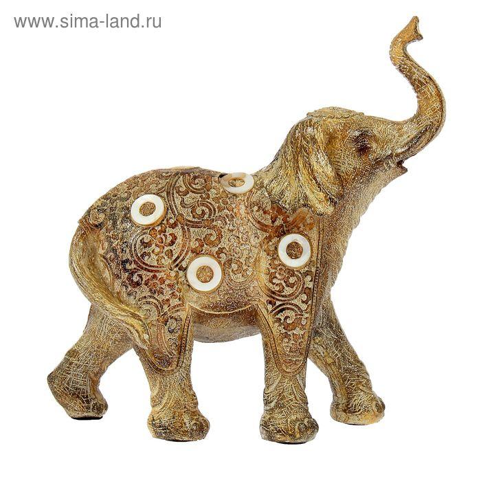"""Сувенир """"Слон пятнышко"""""""
