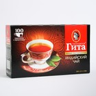"""Чай черный """"Принцесса Гита"""", индийский, 100 пакетиков*2 г"""