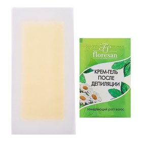Wax strips for depilation Deep Depil, with chamomile, for sensitive skin, 20 pcs.