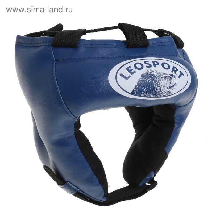 Шлем боксёрский детский, набивной, цвета МИКС