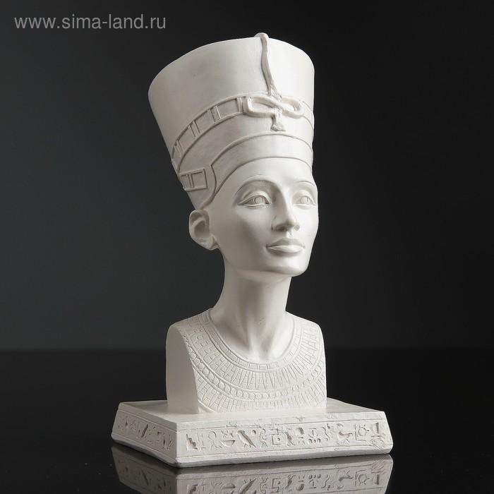 """Статуэтка """"Нефертити"""" белая"""