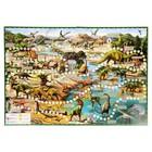Настольная игра «Путешествие в мир динозавров» - фото 105622304