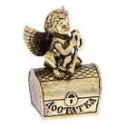 """Колокольчик ангел """"Достатка и благополучия"""""""