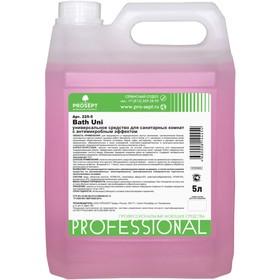 Универсальное антимикробное средство для санитарных комнат Bath Uni.Концентрат, 5л