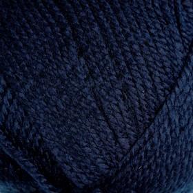 """Пряжа """"Лотос"""" 100% акрил 300м/100гр (173, синий) - фото 7468272"""