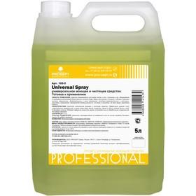 Универсальное моющее и чистящее средство Universal Spray, готовое к применению, 5 л
