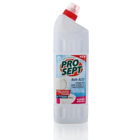 Чистящее средство для ухода за сантехникой Bath Acid . Концентрат, 1л Ош