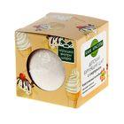 """Детский бурлящий шар для ванн Кафе красоты """"Классический пломбир"""" с сюрпризом , 120 г"""