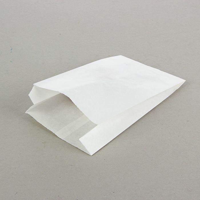 Пакет фасовочный с плоским дном для выпечки 25 х 14 х 6 см