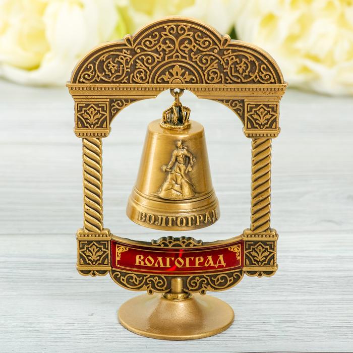 Колокольчик на подставке «Волгоград»