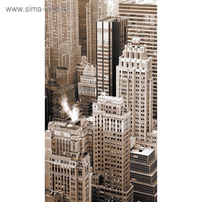 """Фотообои """"Небоскребы Нью-Йорка"""" 1-А-121, 150х270 см"""